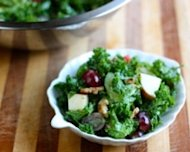 kale waldorf salad