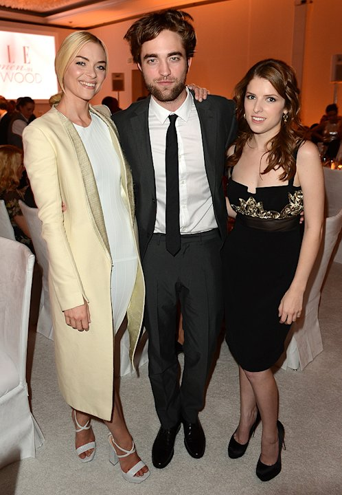 Jamie King, Robert Pattinson, Anna Kendrick