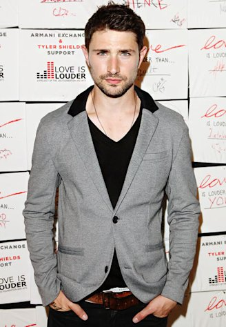 Matt Dallas, Kyle XY Star, Announces He's Gay -- and Engaged to Blue Hamilton!