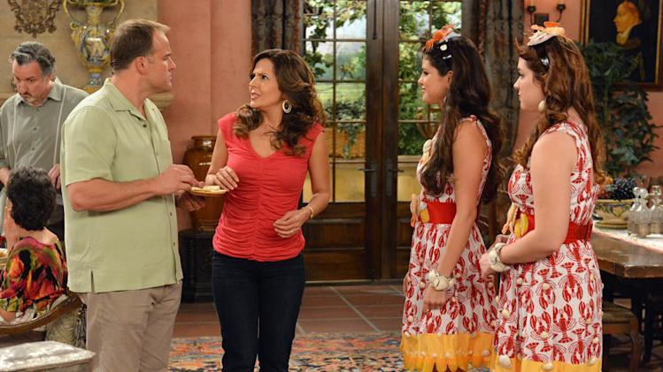 """The Wizards Return: Alex vs Alex"" - DAVID DELUISE, MARIA CANALS-BARRERA, SELENA GOMEZ, JENNIFER STONE"