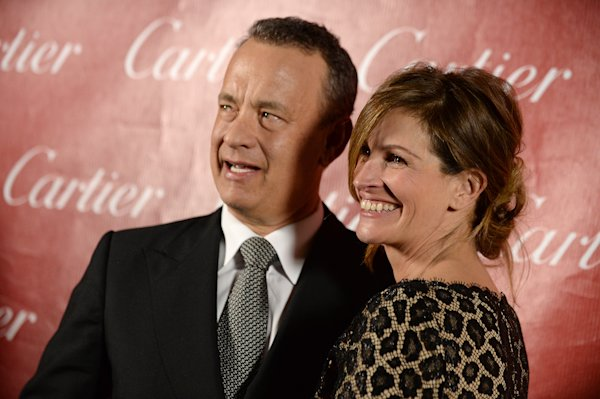 Hanks, Bullock, Streep honored in Palm Springs