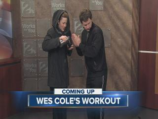 Wes Cole:  Viewer workout questions