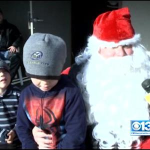 West Sacramento Police Collecting Toys For Children In Need