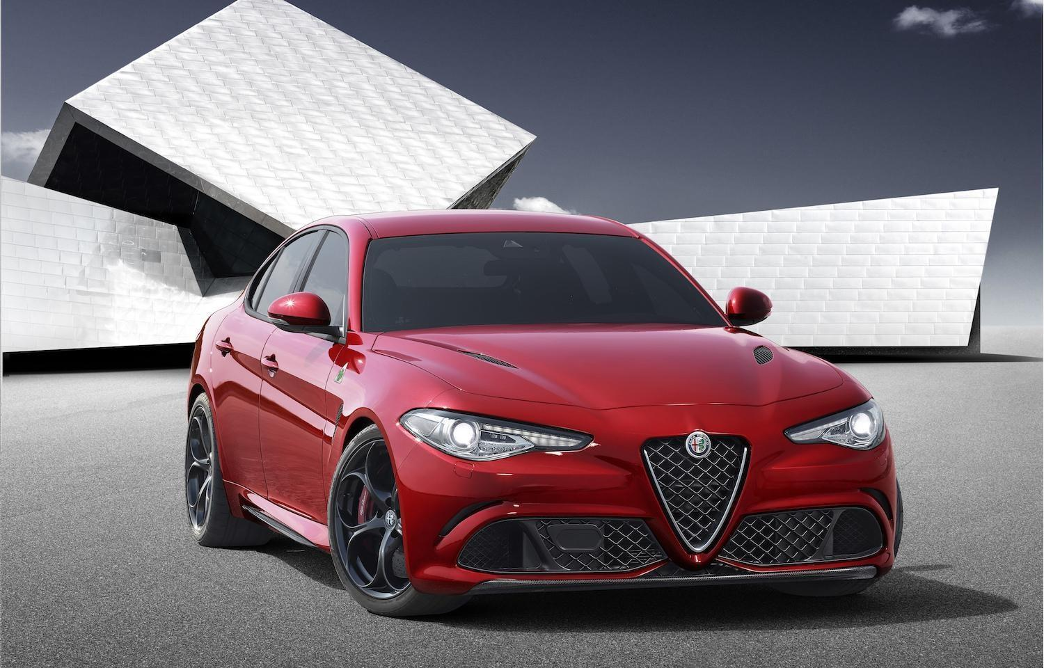 Alfa Romeo denies Giulia delay is due to crash test issues
