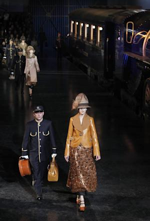 Louis Vuitton Fall/Winter 2012-2013 ready-to-wear collection
