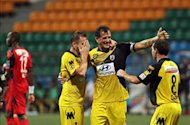 Loyola 0-3 Tampines: Duric brace helps Stags to Singapore Cup final
