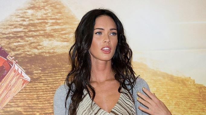 Transformers Revenge of the Fallen Korean Press Conference 2009 Megan Fox