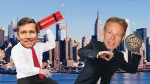 NBCU's Steve Burke, Time Warner's Jeff Bewkes Under the Hollywood Microscope