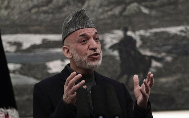 Hamid Karzai Would Prefer If That Sweet CIA Money Kept Coming, Thanks