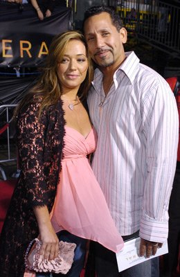 Leah remini husband wedding