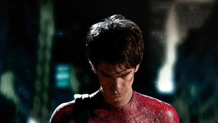 Spider Man 2012 Sony Pictures Andrew Garfield