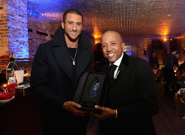 KWL's 4th Annual Sports And Entertainment Celebration Honoring NFL's Rising Stars Colin Kapernick And Robin Quinn