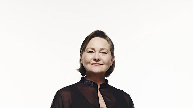 "Cherry Jones stars as Dr. Judith Evans in ""Awake."""