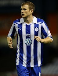 Sheffield Wednesday's Mark Reynolds had a loan spell at Aberdeen last season