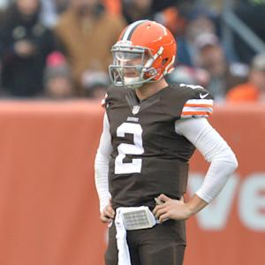 Why was Johnny Manziel so bad in Cleveland Browns rookie starting debut?