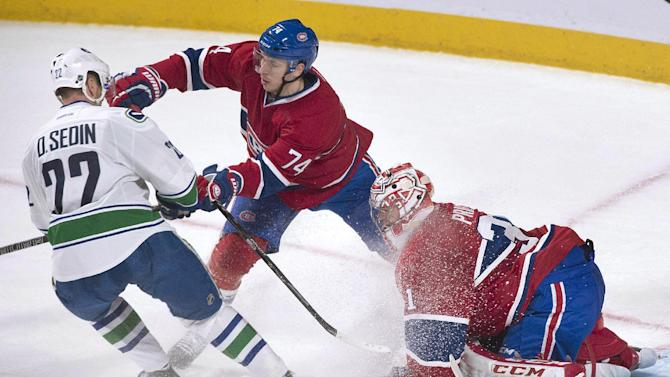 Canadiens D Alexei Emelin fined $5,000 by NHL