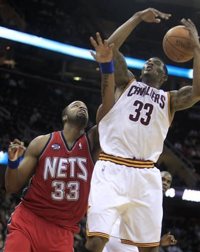 Williams leads Nets past Cavaliers, 99-96