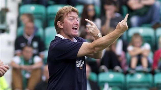 Stuart McCall believes Motherwell can take heart from their performance in Russia