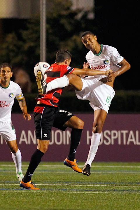 Atlanta Silverbacks v New York Cosmos