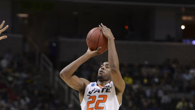 NCAA Basketball: NCAA Tournament-Oklahoma State vs Oregon