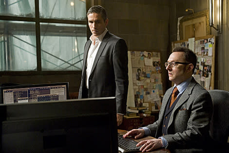'Person of Interest': The Machine is not the only AI in TV history