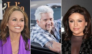 Surprising facts about the food network and it's stars