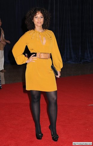 alicia keys correspondents dinner