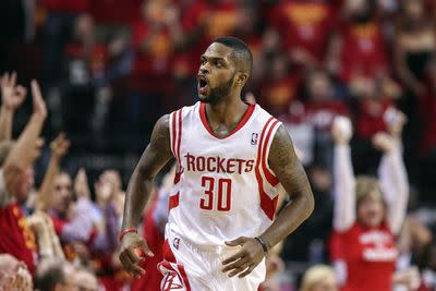 Houston TV station uses video game picture for traded Rockets player