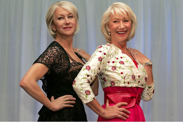 Mirren Helen Madame Tussand