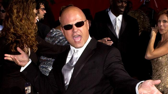 Michael Chiklis at The 54th Annual Primetime Emmy Awards.