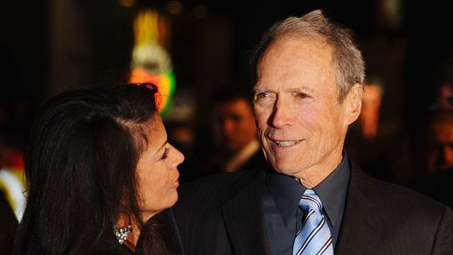 Clint Eastwood's Wife Files for Divorce