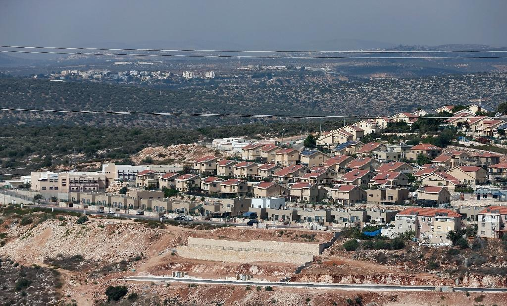 EU urged to label Israeli West bank produce: report, sources