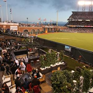 World Series Oasis: SF Giants' Garden at AT&T Park