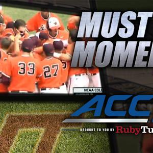 VT's Brendon Hayden Hits Walk-Off Homer On Senior Day | ACC Must See Moment