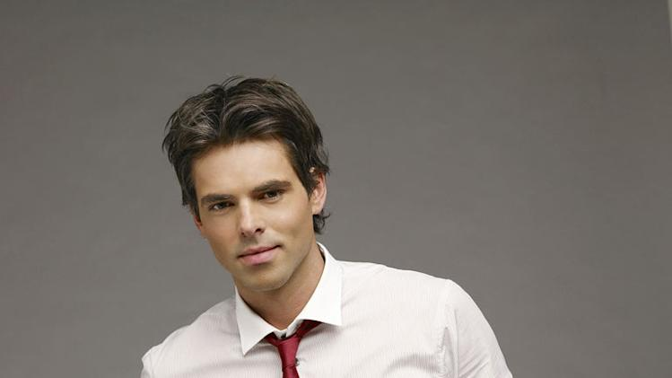 "Jason Thompson stars as Dr. Patrick Drake on ""General Hospital."""