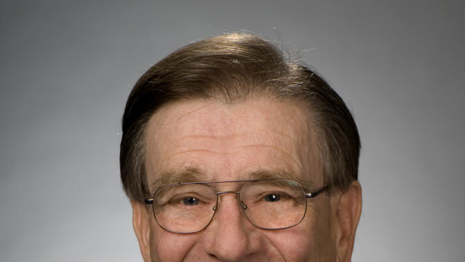 This undated photo provided by the Ohio House of Representatives shows Rep. Jim Buchy. he Ohio House is expected to consider a bill that would shield the names of companies that provide the state with lethal injection drugs. Buchy is one of the bills sponsors. The bill is among several the House planned to vote on Wednesday, Dec. 17, 2014 as lawmakers finish work for the two-year legislative session. The Senate passed it last week. (AP Photo/Ohio House of Representatives)