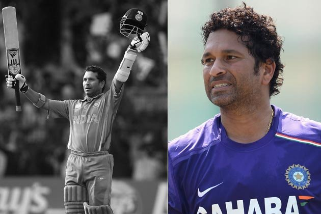 Sachin Tendulkar (from ODIs)