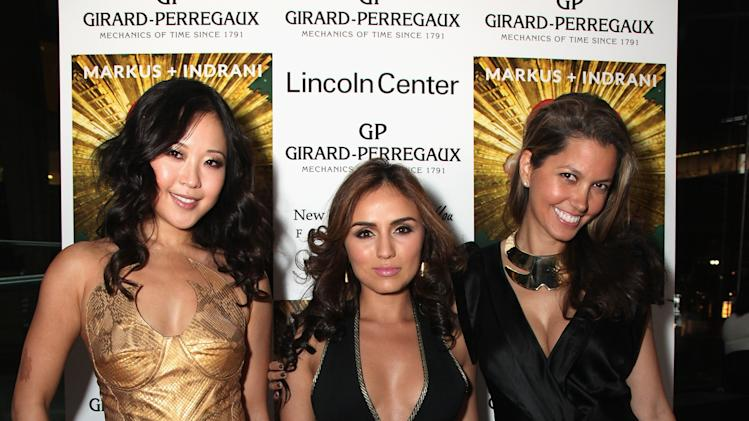 """Markus + Indrani's """"ICONS"""" Launch Event and VIP Gala At Lincoln Center"""
