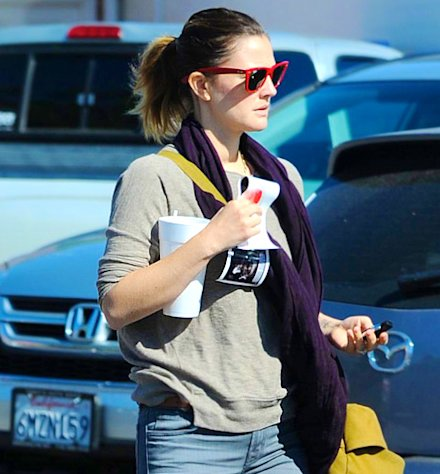 Drew Barrymore Pregnant?