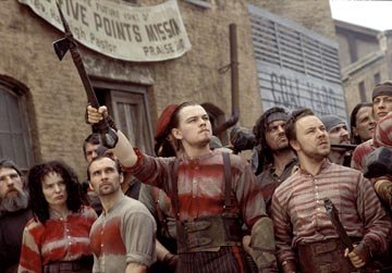 Leonardo DiCaprio in Miramax's Gangs of New York
