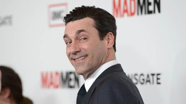 Jon Hamm arrives at the Premiere of AMC's 'Mad Men' Season 6 at DGA Theater on March 20, 2013 in Los Angeles -- Getty Images