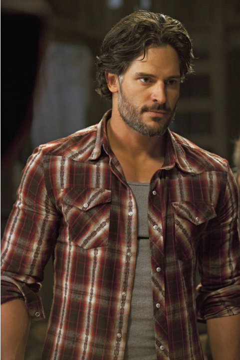 Alcide (Joe Manganiello) on …