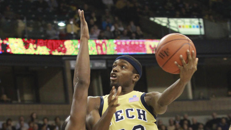 NCAA Basketball: Georgia Tech at Wake Forest