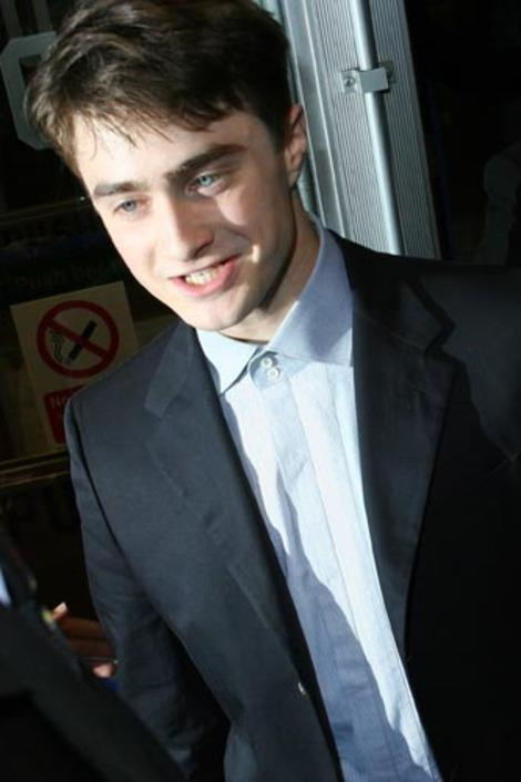 Daniel Radcliffe Wants to Star in a James Bond Movie