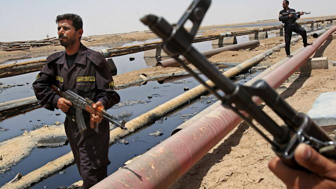 Iraq targets 4.5 million barrels a day for 2014