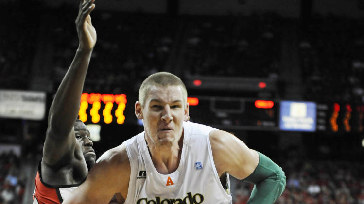 NCAA Basketball: Mountain West Tournament-UNLV vs Colorado State