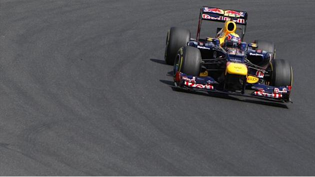 Formula 1 - Red Bull not ruling out Webber beyond 2013