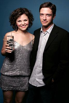 Ginnifer Goodwin and Topher Grace Movieline Young Hollywood Awards - 5/2/2004