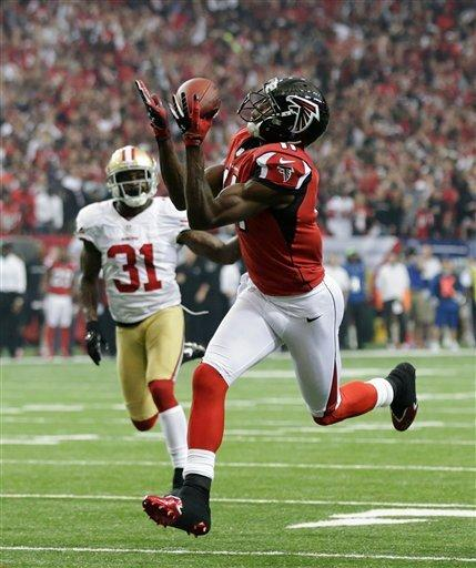 49ers head to Super Bowl, beating Falcons 28-24