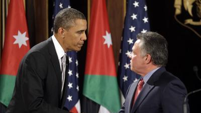 US May Give $200m to Jordan for Syrian Refugees